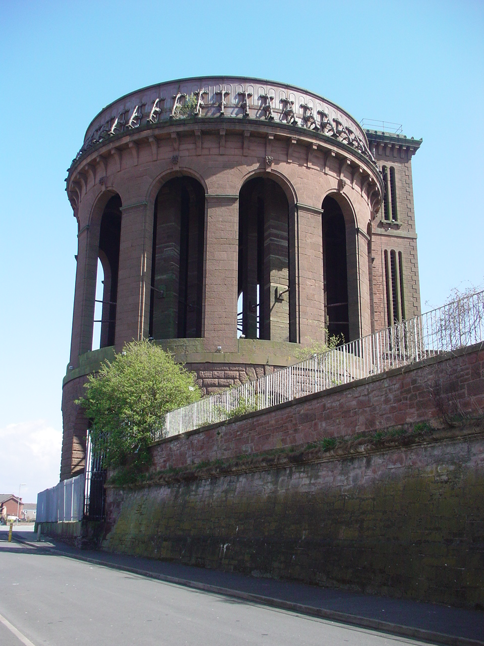 Everton water tower  Wikipedia