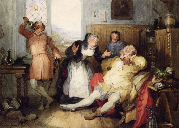 File:Falstaff and Mistress Quickly Francis Philip Stephanoff.jpeg