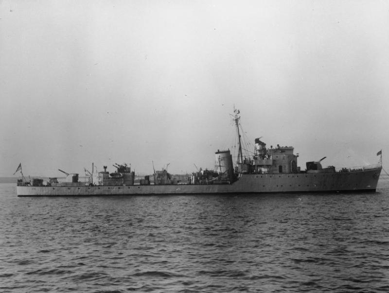 HMS Mendip L60  Wikipedia