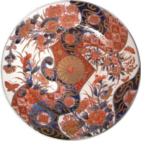 Porcelaine d'Imari, Japon