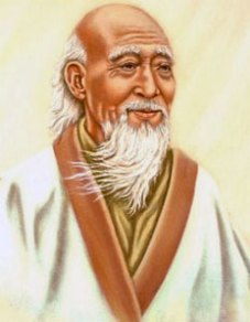 Painting of Laozi