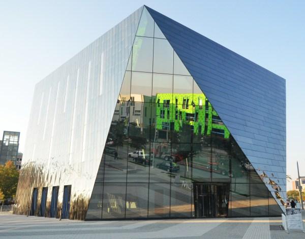 Contemporary Art Museum Cleveland Ohio