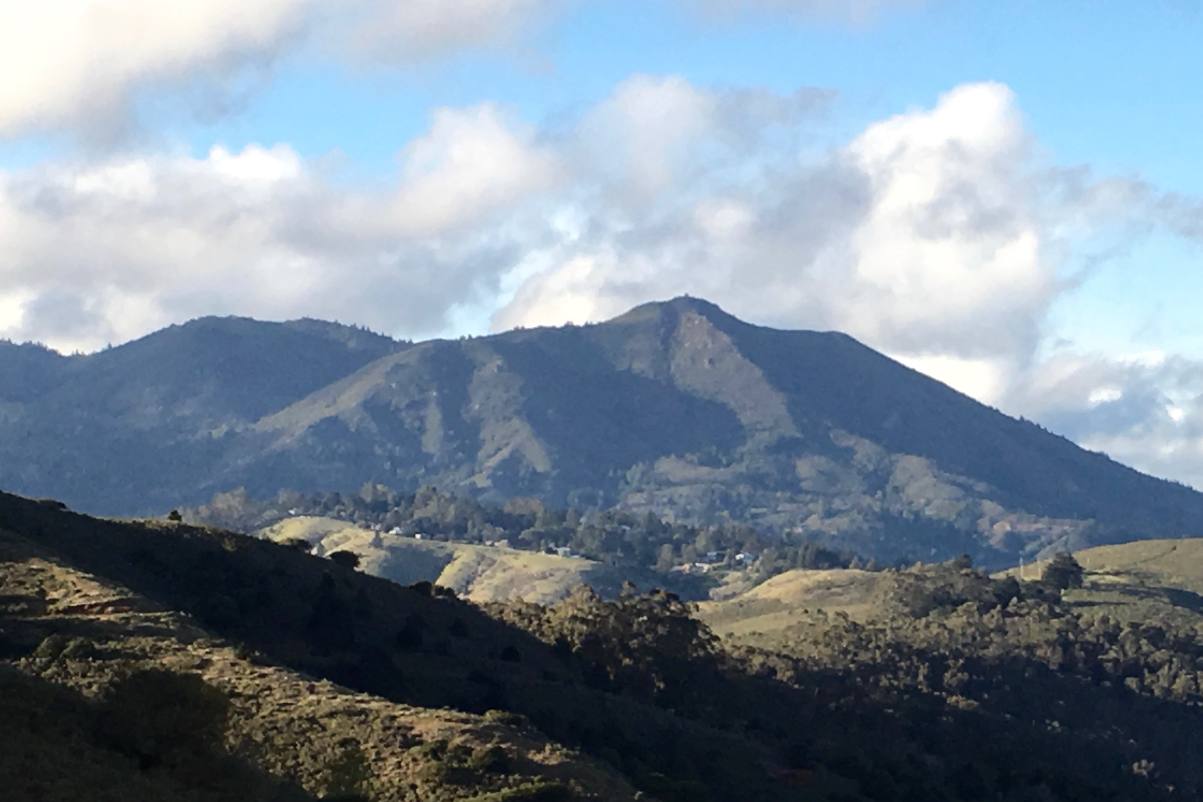 Wallpaper Images Of Mountains In Fall File Mt Tamalpais Viewed From The South Jpg Wikimedia