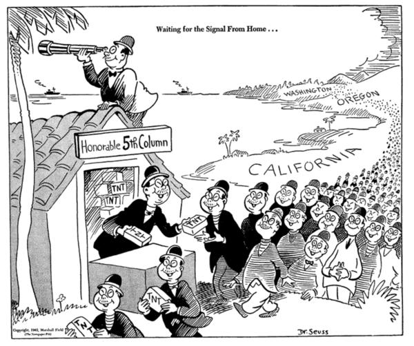 Propaganda for JapaneseAmerican internment  Wikipedia