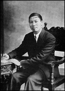 English: Photo of Watchman Nee 中文: 倪柝聲的照片