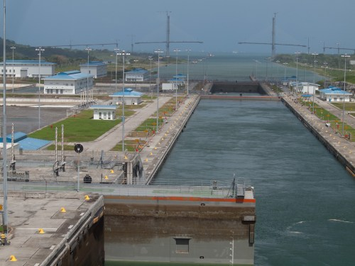 small resolution of panama canal expansion project