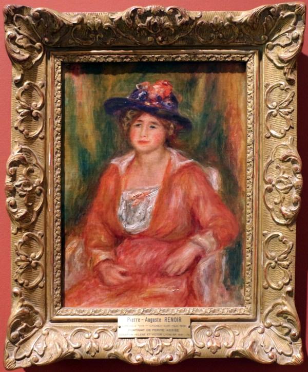 Pierre-auguste Renoir Steckbrief Promi-geburtstage.de
