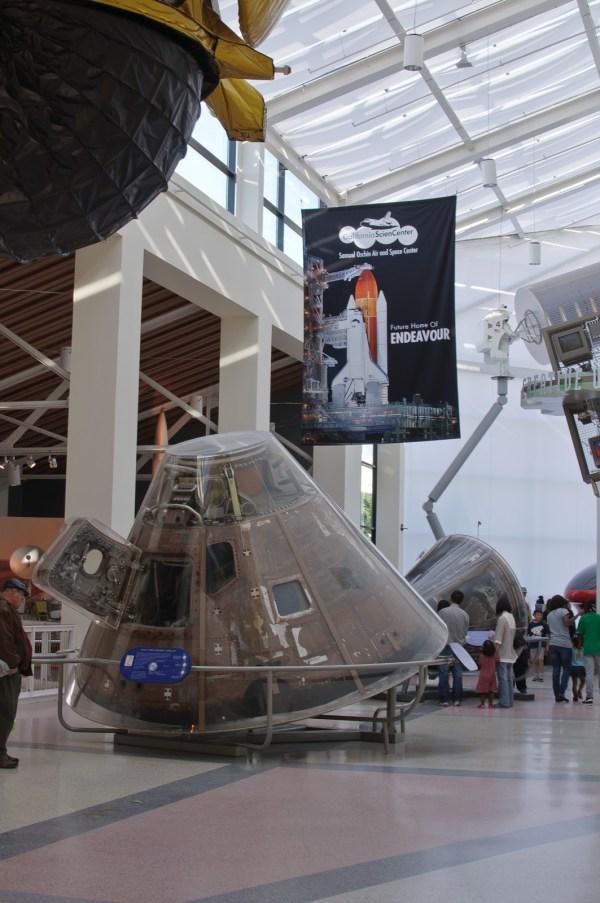 California Science Center Museum Los Angeles
