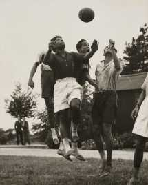 File Football Played Barefoot Olympic Games London 1948