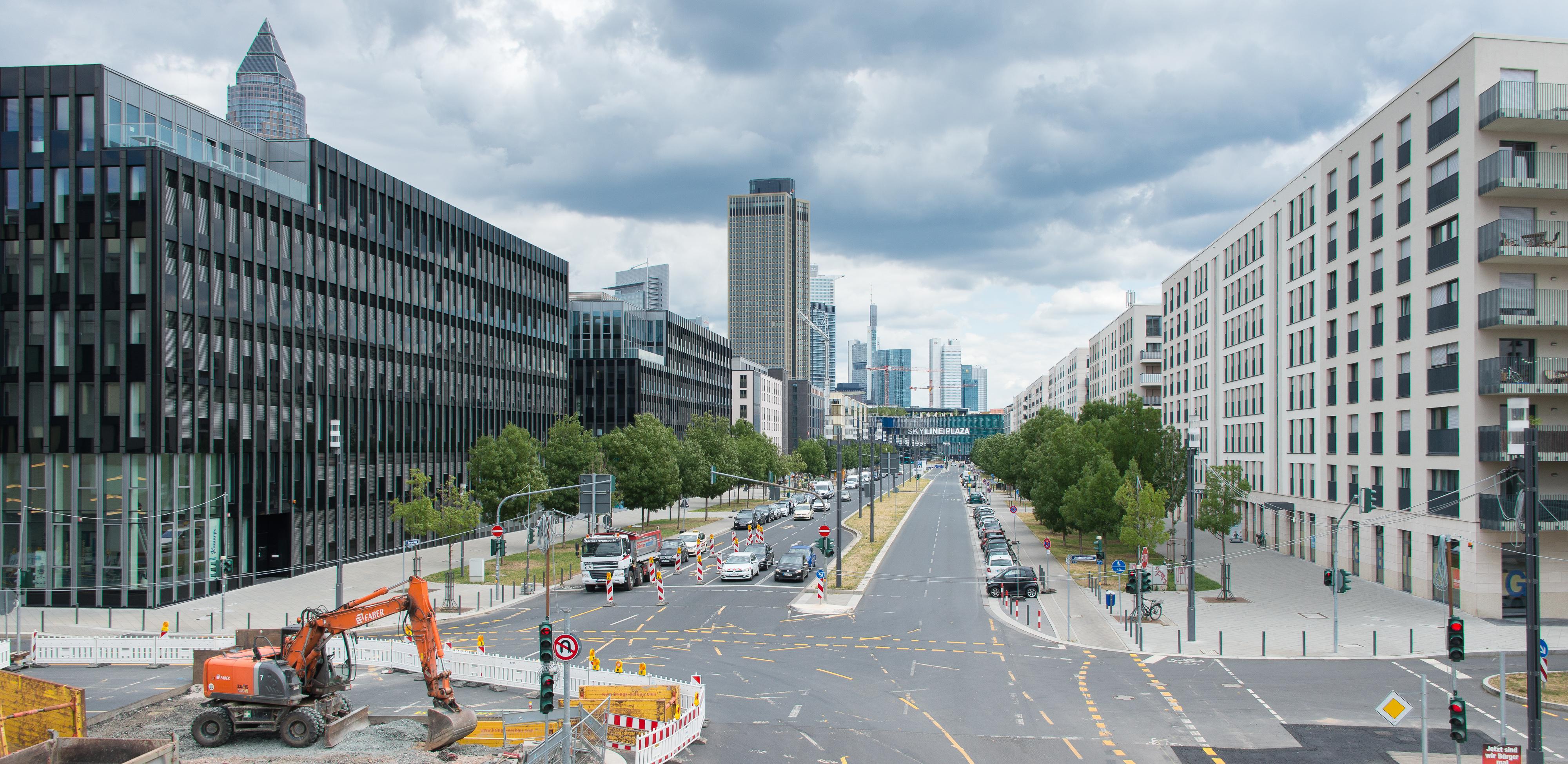 Europaviertel Frankfurt am Main  Wikiwand