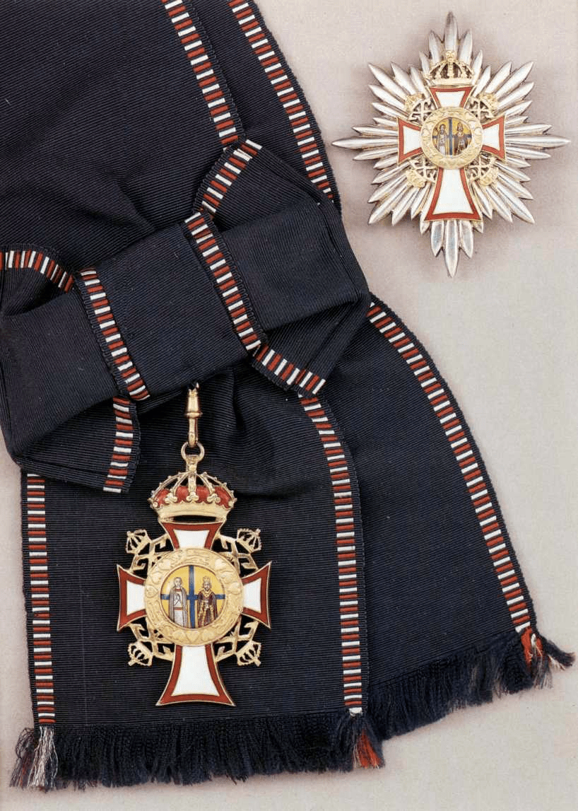 Order of Saints George and Constantine  Wikipedia