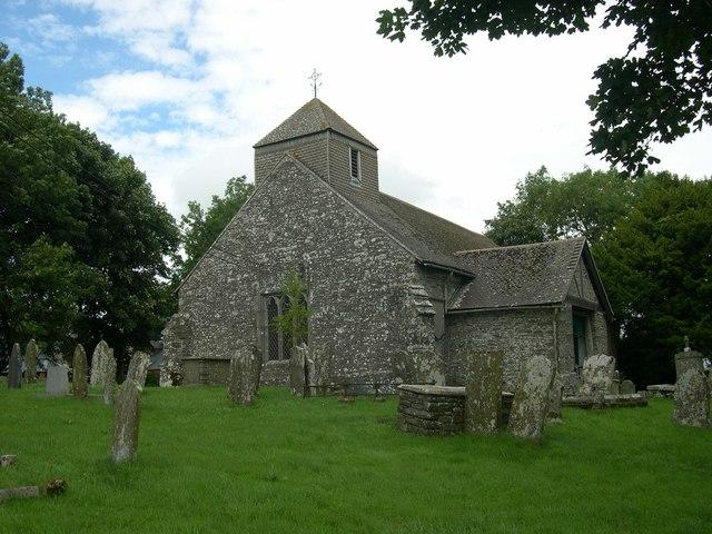 St Michael, Bryngwyn