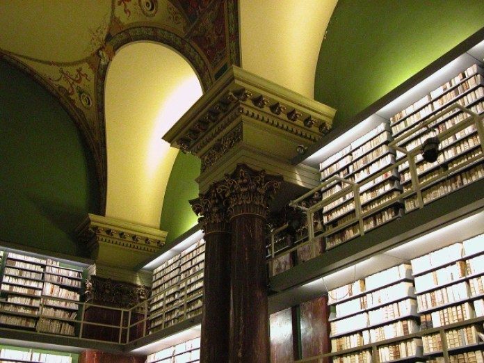 The Herzog August Library - 15 Of The World's Greatest Libraries