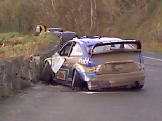 Rally Crash!