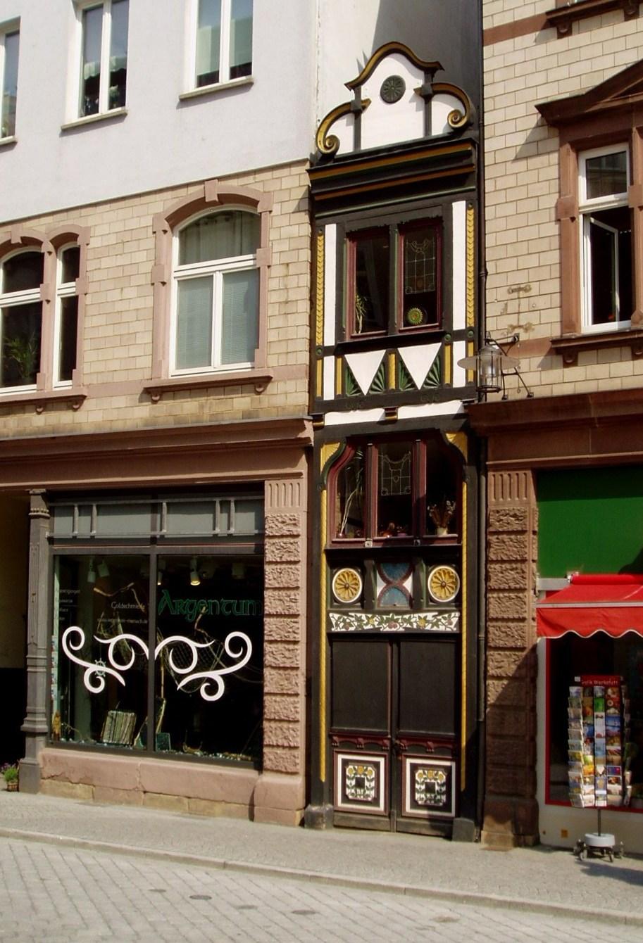 Schmales Haus von Eisenach  Wikipedia