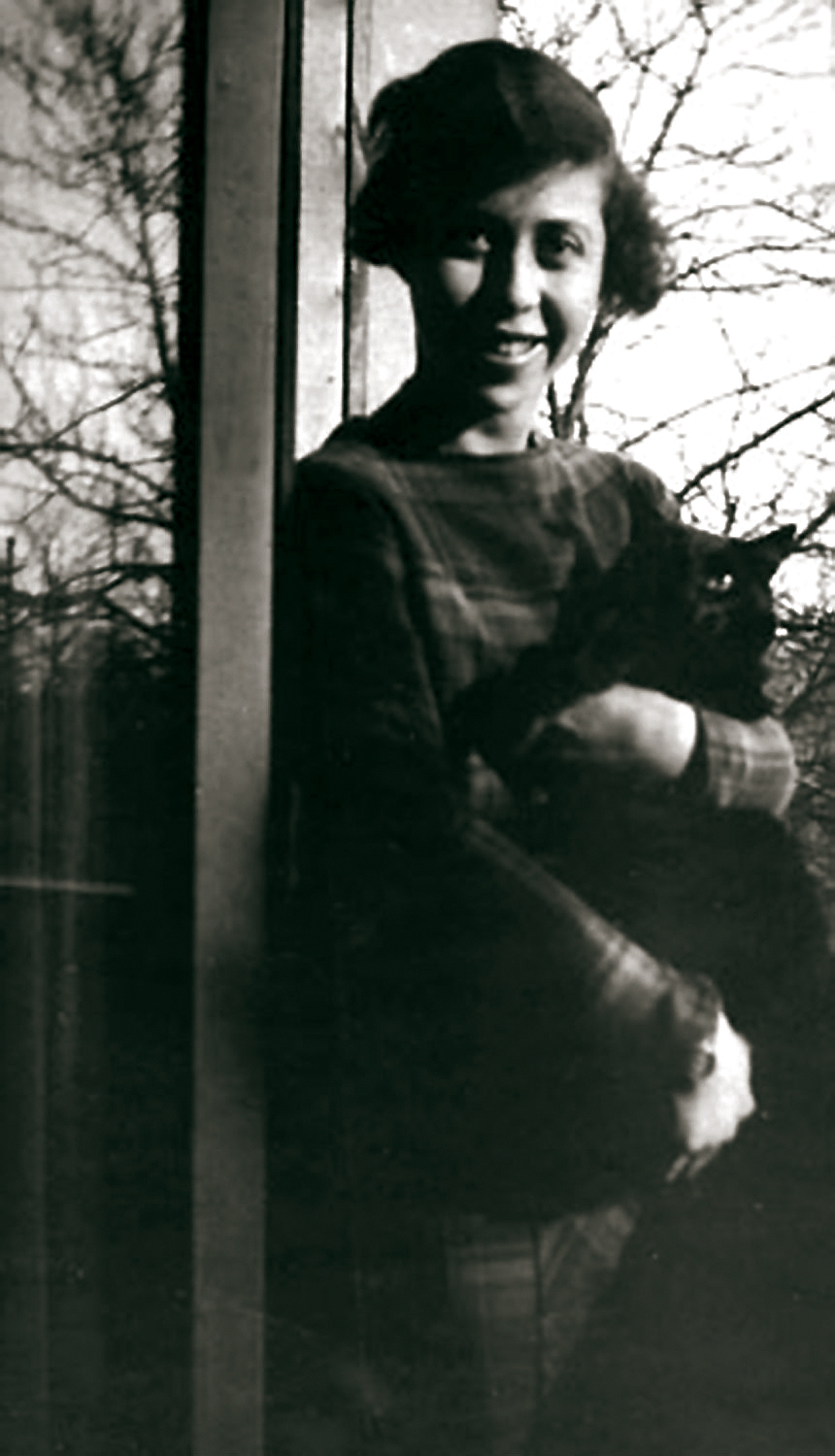 Irène Némirovsky at the age of 25 years old