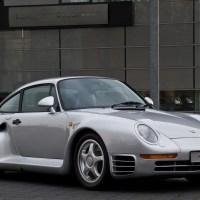 Porsche 959, superdeportivo con 30 años