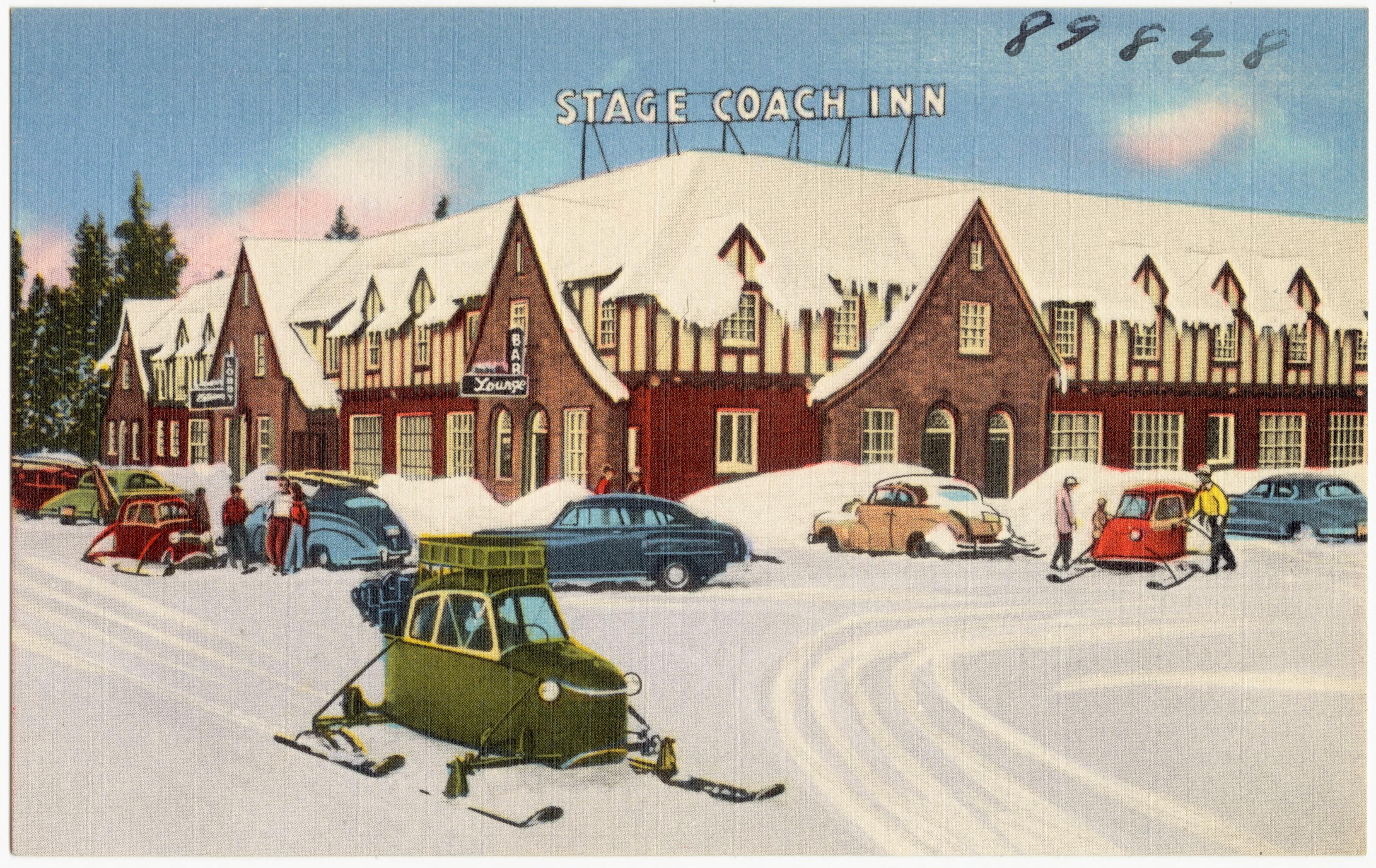 FileStage Coach Inn West Yellowstone Montana 89828