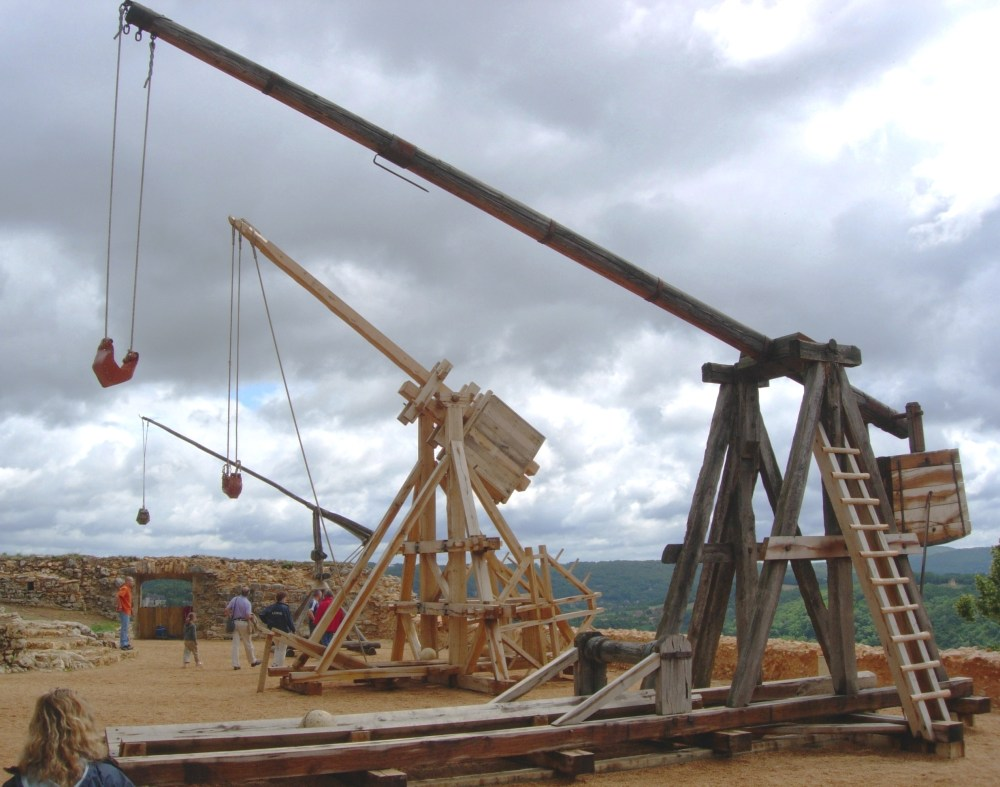 medium resolution of trebuchet wikipedia the free encyclopedia