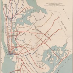 New York City Subway Diagram Bmw Rear Suspension Dreaming Of The Second System Where Subways Should Go