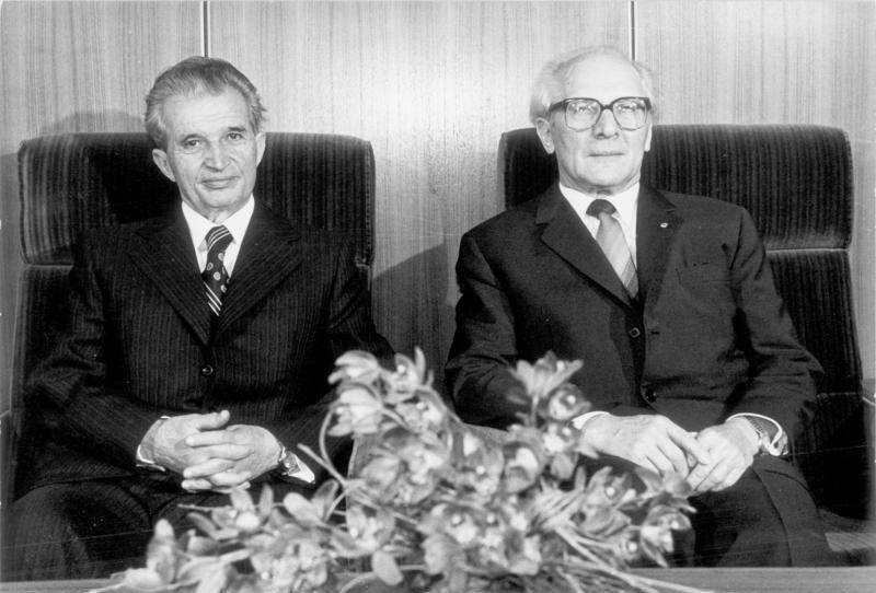 Nicolae Ceauescu ist tot  Er ist im Alter von 71 Jahren