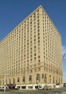 Leland Hotel Detroit