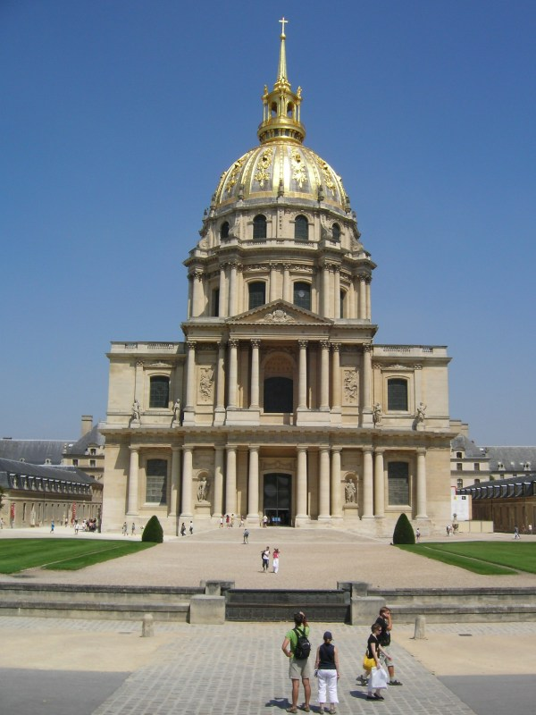 Church at Les Invalides