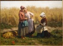 File Love Tokens Jules Breton 1855 Oil