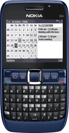 Nokia E63 Wikipedia