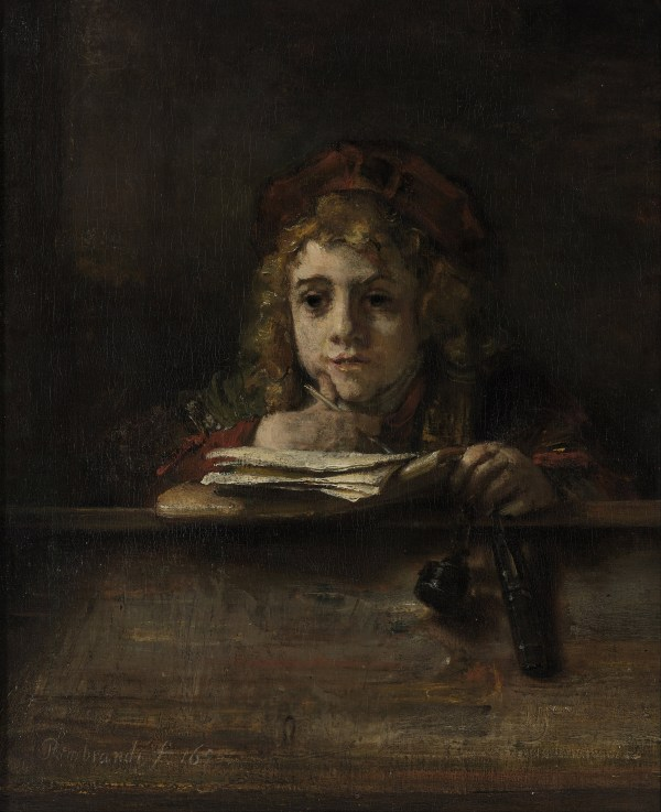Art History Rembrandt Late Works