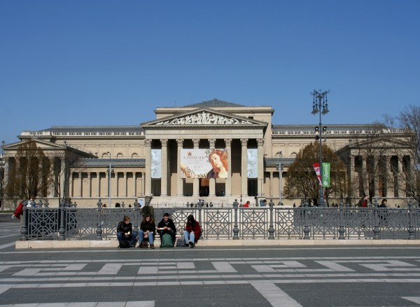 Museum of Fine Arts Budapest Hungary