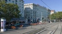 Schwedenplatz Vienna Austria