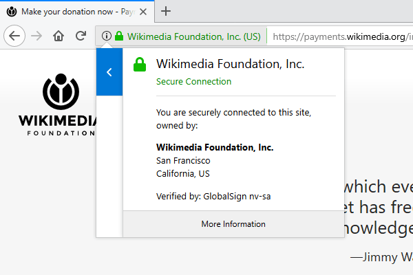 Extended Validation Certificate - Wikipedia