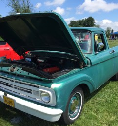 file 1961 ford f100 unibody pickup design factory original at 2015 shenandoah aaca meet 1of6 jpg [ 3264 x 2448 Pixel ]