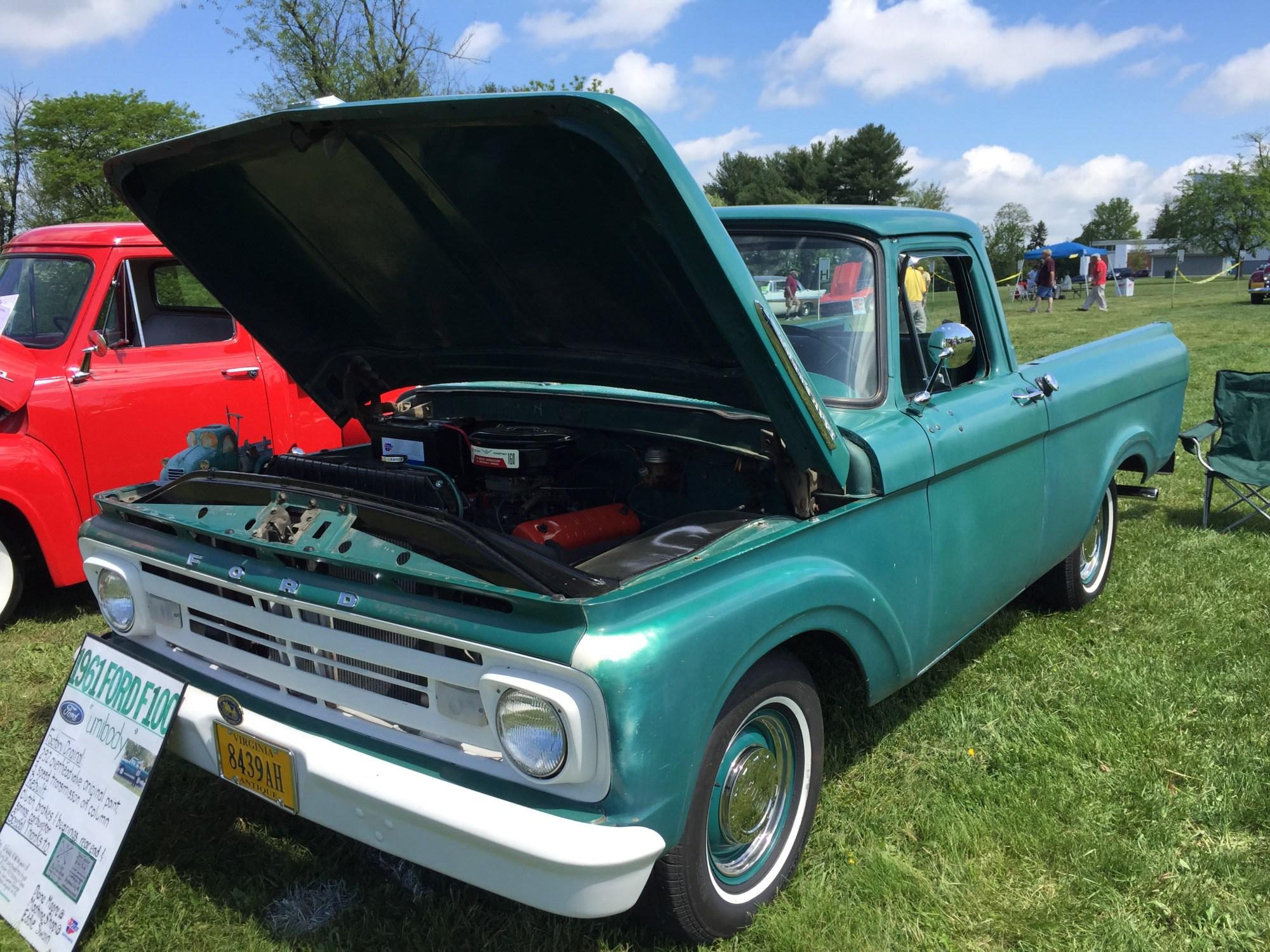 hight resolution of file 1961 ford f100 unibody pickup design factory original at 2015 shenandoah aaca meet 1of6 jpg