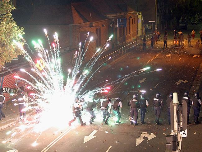 Redfern Riots