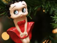 Betty Boop Christmas Tree Decorations ...