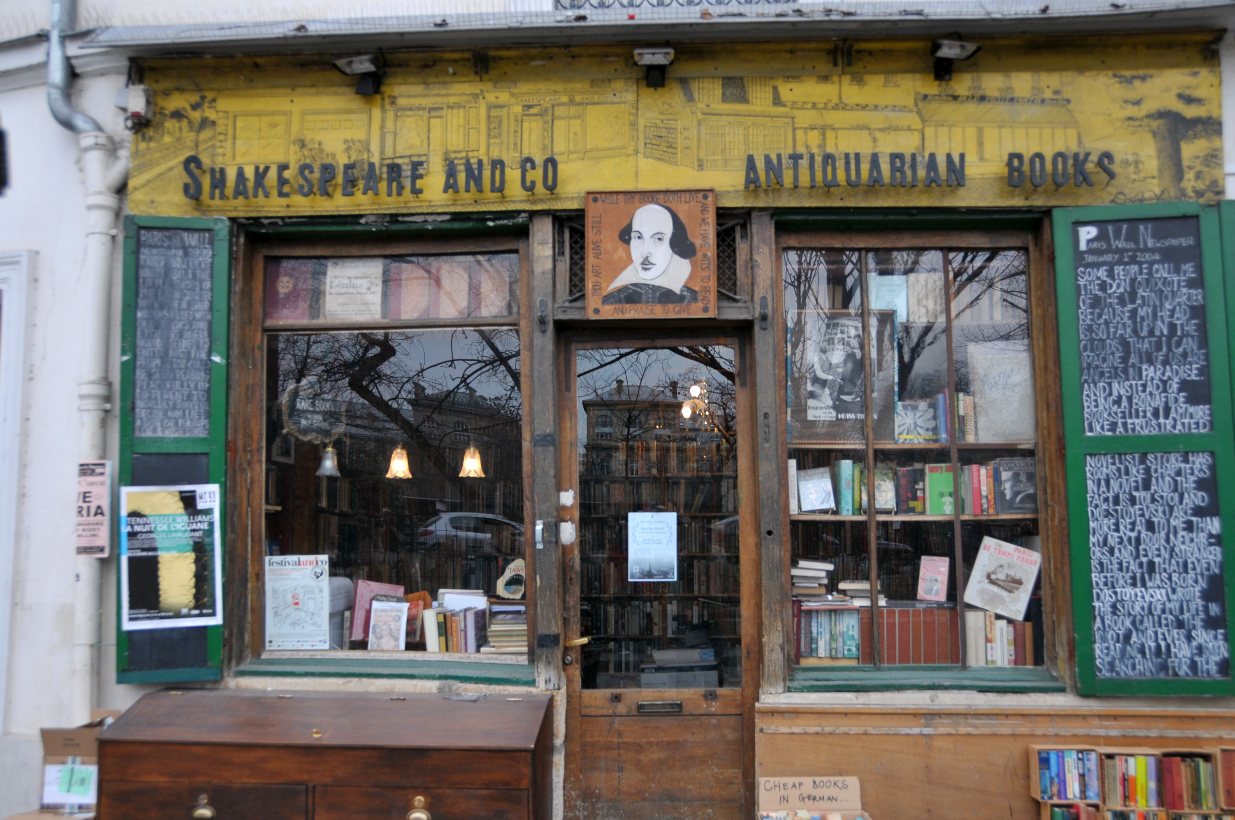 Filefamous Antique Bookstore (3358404146)jpg  Wikimedia