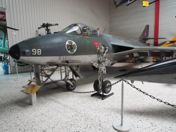 File Hawker Hunter - Swiss Air Force -4098