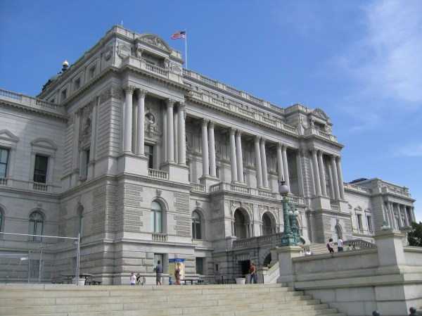 Congress Library Washington