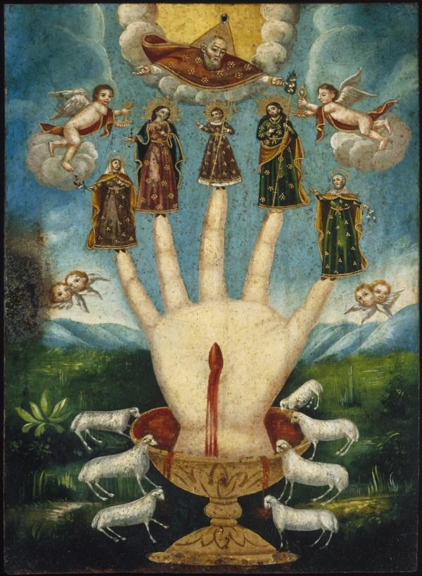File Mano Poderosa -powerful Hand Las Cinco