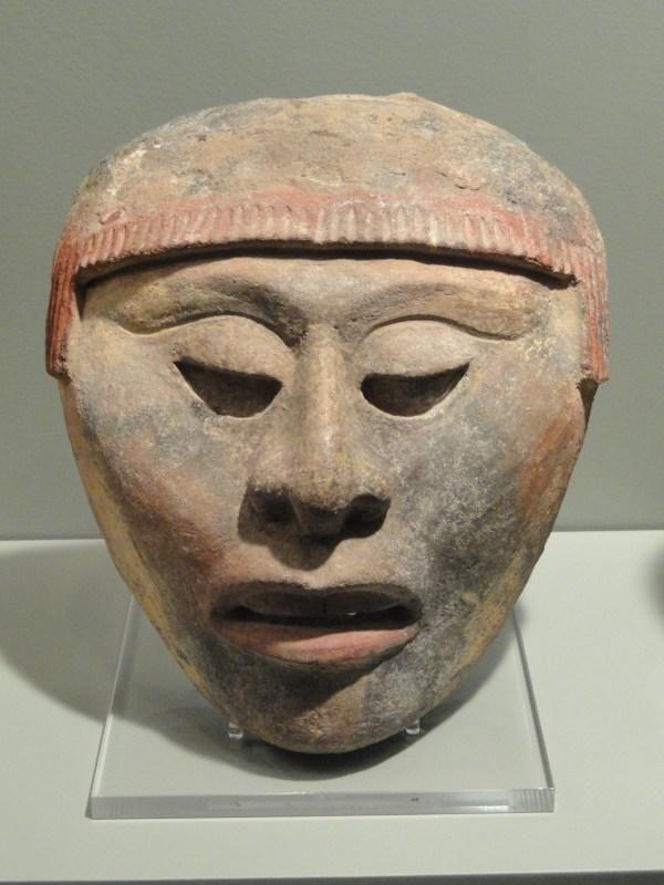 File Mask 600-800 Ad Maya Culture Tabasco Campeche