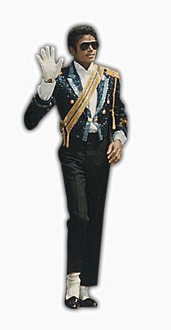 Michael Jackson in 1984