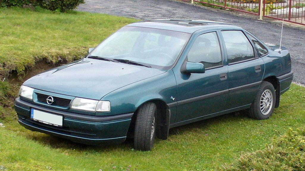 Fileopel Vectra A 16i Faceliftjpg  Wikimedia Commons