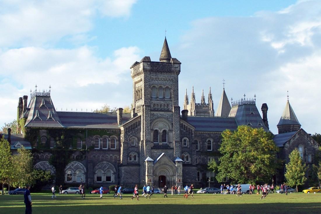 University of Toronto Main Building