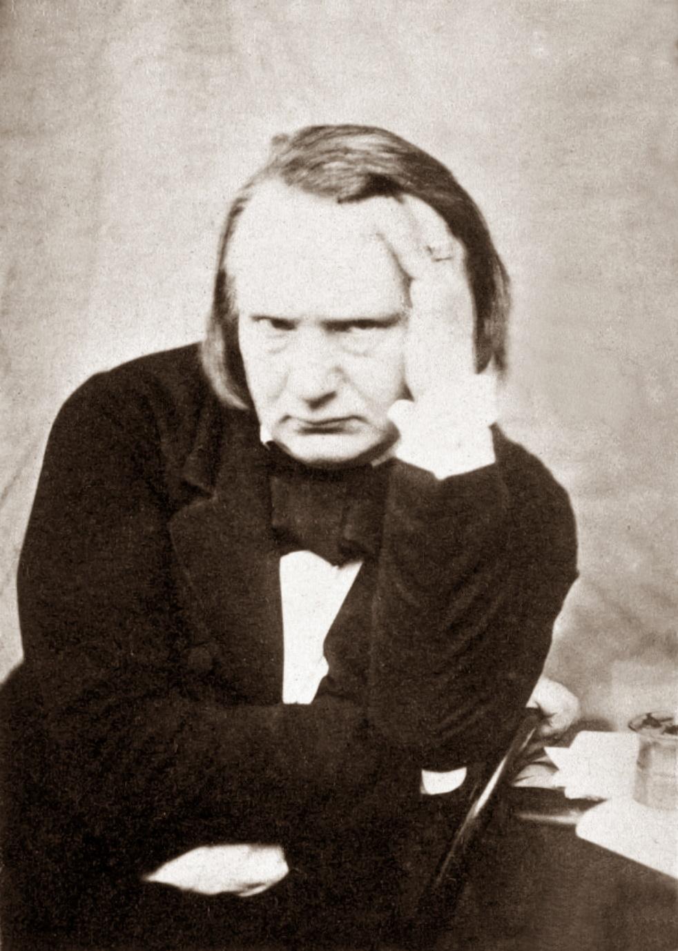 Victor Hugo-Brooding