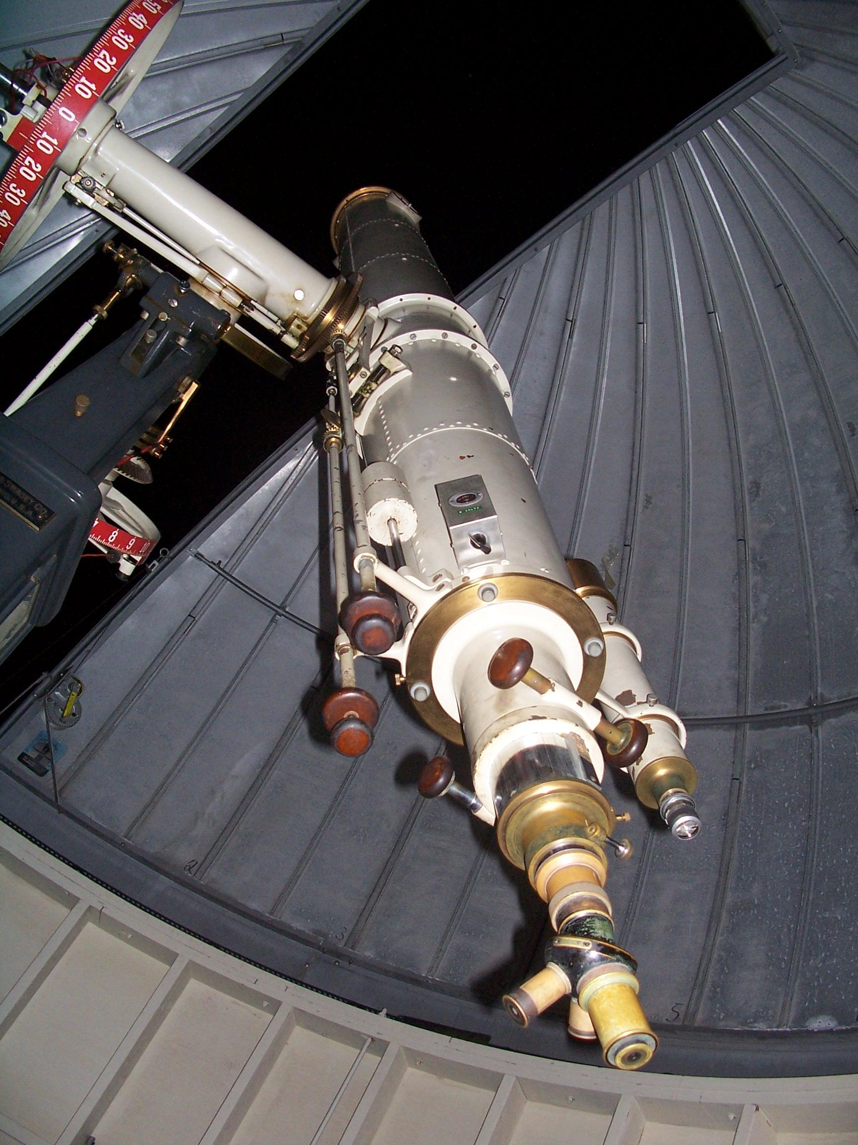Warner Swasey Observatory