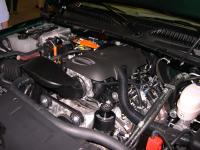 File:2006 GMC Sierra Hybrid engine.jpg - Wikimedia Commons