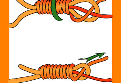 Fishing Knots Diagrams For Beginners