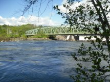 Maines Main Map Saco River - Year of Clean Water